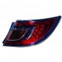 Mazda 6 parem LED tagatuli