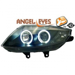 BMW Z4 angel eyes esituled
