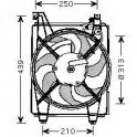 Hyundai Coupe jahutus ventilaator