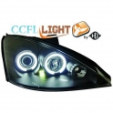 Ford Focus CCFL angel eyes esituled