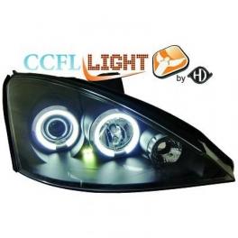 Ford Focus CCFL angel eyes esituled
