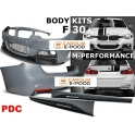 BMW F30 M Body Kit PDC