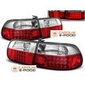 Honda Civic led tagatuled