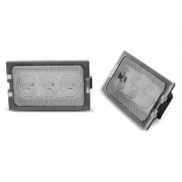 Land Rover LED numbrituled