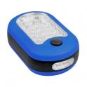 24+3 LED taskulamp