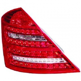 Mercedes S W221 led tagatuli
