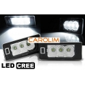 Audi LED numbrituled CREE