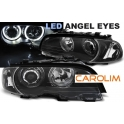BMW E46 Coupe LED angel eyes esituled