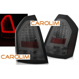 Chrysler 300C LED tagatuled