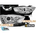 Mazda CX-5 DRL xenon esituled