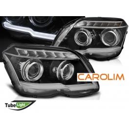 Mercedes GLK W204 LED esituled