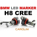 BMW H8 LED marker