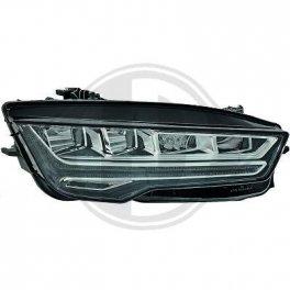 Audi A7 Sportback LED esituli
