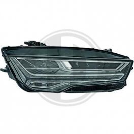 Audi A7 LED Matrix esituli