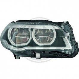 BMW F10 LED esituli