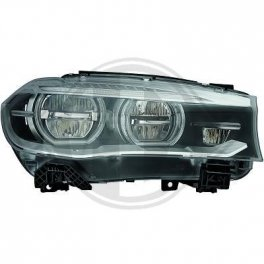 BMW X5 F15 led esituli