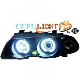 BMW E46 CCFL angel eyes esituled