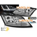 Audi TT DRL LED xenon esituled