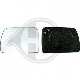BMW X5 E53 peegli klaas