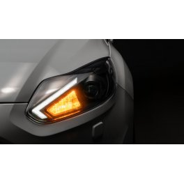Ford Focus DRL esituled