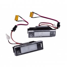 Citroen led numbrituled