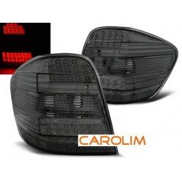 Mercedes ML W164 LED tagatuled