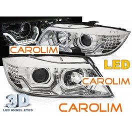 BMW E90 3D LED esituled