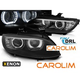 BMW E92 xenon led esituled, AFS