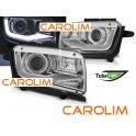 Chevrolet Camaro DRL esituled