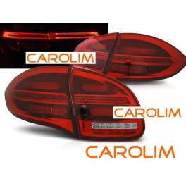 Porsche Cayenne led tagatuled
