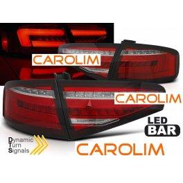 Audi A4 B8 led tagatuled