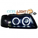 Audi A3 CCFL angel eyes esituled