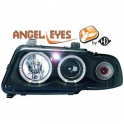 Audi A4 B5 angel eyes esituled