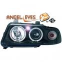 Audi A4 B5 angel eyes esituled