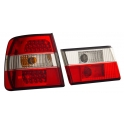 BMW E34 LED tagatuled