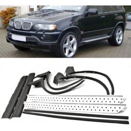 BMW X5 E53 astmelauad