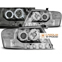 Mitsubishi Pajero angel eyes esituled