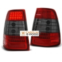 Mercedes W124 LED tagatuled