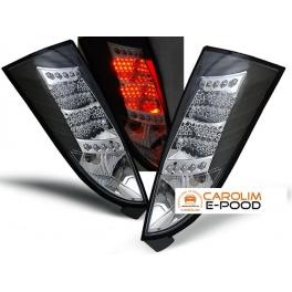 Ford Focus LED tagatuled