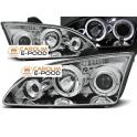 Ford Focus II angel eyes esituled