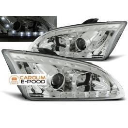 Ford Focus II DRL esituled