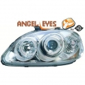 Honda Civic angel eyes esituled