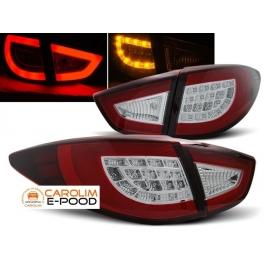 Hyundai IX35 LED tagatuled