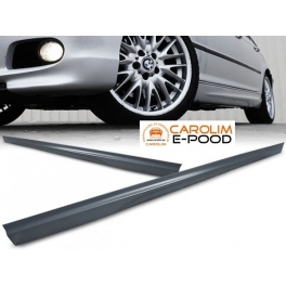 BMW E46 M-style küljelaiendid