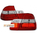 BMW E46 LED tagatuled