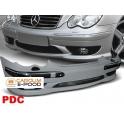 Mercedes W203 AMG esistange PDC