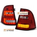 Mercedes ML W163 LED tagatuled