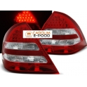 Mercedes W203 LED tagatuled