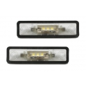 Opel Omega B LED numbrituled