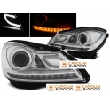 Mercedes W204 LED esituled